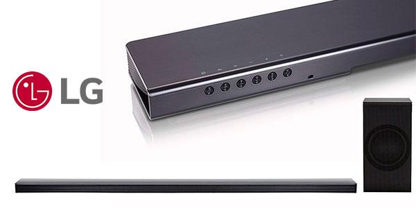 Chollo Barra de sonido inalámbrica LG SJ8