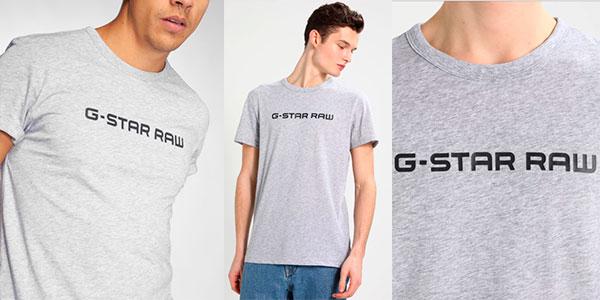 Chollo Camiseta básica G-Star Raw Loaq para hombre