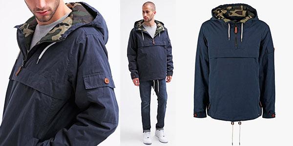 Chaqueta de entretiempo Dickies Milford con capucha para hombre en varios modelos para hombre en oferta