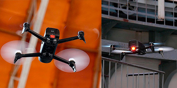 Chollo Dron Parrot Bebop 2