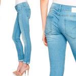 Chollo Pantalones vaqueros G-Star Rawazul de corte ajustado para mujer