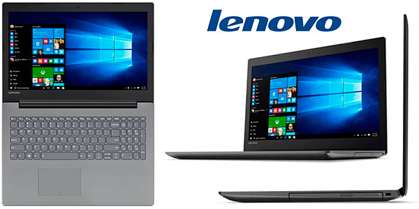 "Chollo Ordenador portátil Lenovo Ideapad 320-15IAP de 15.6"" sin sistema operativo"