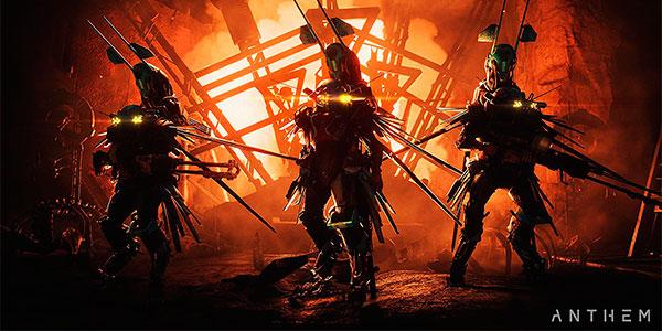 Reserva Anthem para PS4, Xbox One y PC Origin al mejor precio