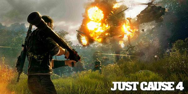 Reserva videojuego Just Cause 4 para PS4, Xbox One y PC Steam al mejor precio