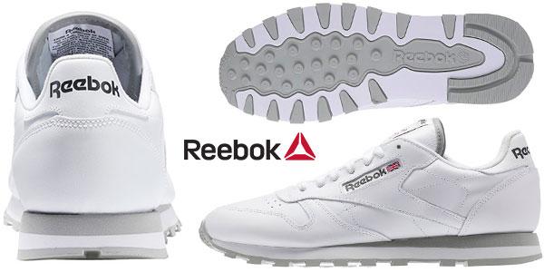 Chollo Zapatillas deportivas Reebok Classic Leather para hombre