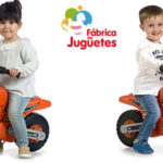Correpasillos Ride-on Jumpy motocross chollo en Amazon