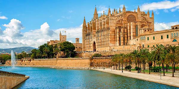 escapada a Mallorca barata media pensión con spa agosto 2018