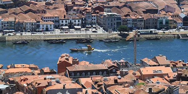 escapada a Oporto puente de diciembre oferta
