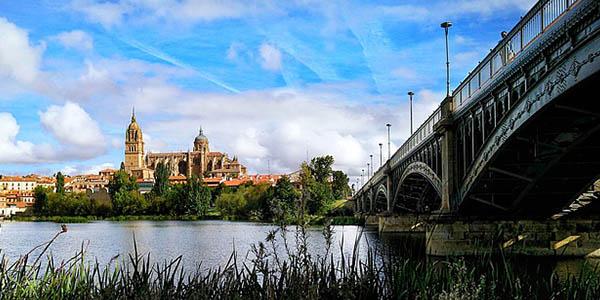 escapada a Salamanca con spa barata agosto 2018