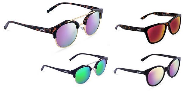 gafas de sol polarizadas de diseño unisex Wayfarer con genial relación calidad-precio