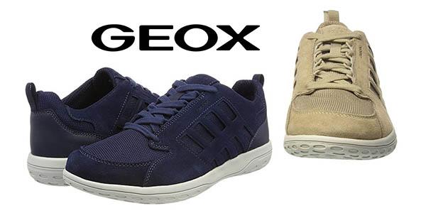 Geox U Mansel zapatillas casuales baratas