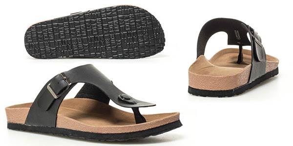 Gioseppo Terre sandalias de tiras para hombre en oferta