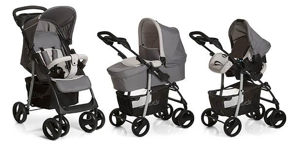 Hauck Shopper SLX silla para bebé adaptable al crecimiento del niño chollo