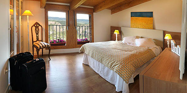 hotel Santa María de Alquézar barato