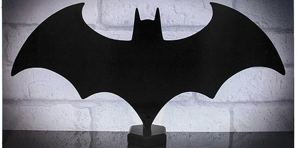 lámpara Paladone Batman para mesilla de noche y pared con cable USB oferta