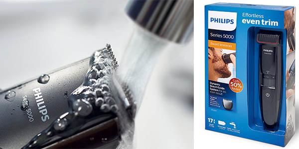 máquina de afeitar para barba Philips BT500/17 oferta