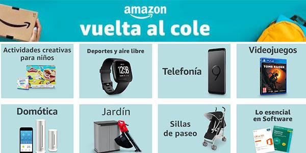 material escolar libros de texto con grandes descuentos Amazon España