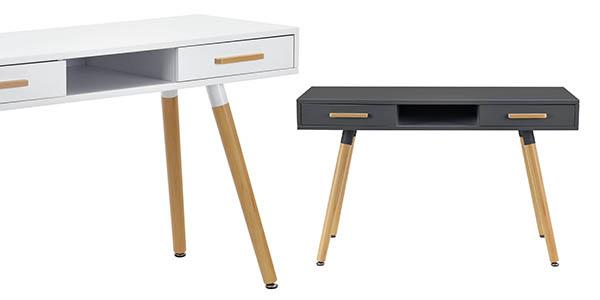 mesa escritorio para ordenador En.casa con gran relación calidad-precio