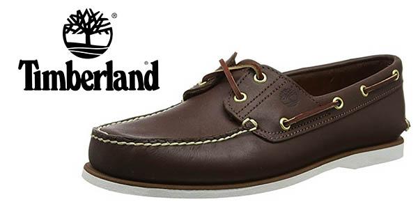 náuticos Timberland 2-Eye Boat Shoe chollo