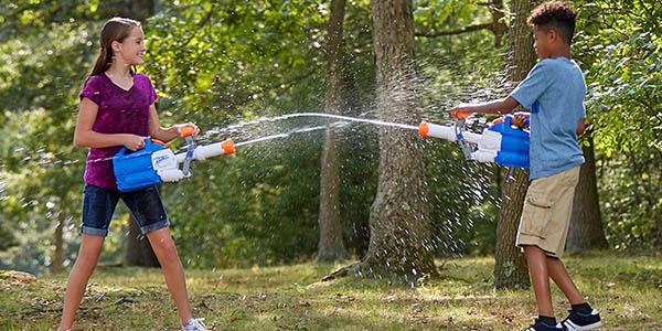 Nerf Super Soaker Soakzooka pistola de agua infantil oferta