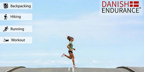 Calcetines de deporte Low Cut Pro Danish Endurance pack de 3 pares chollo en Amazon