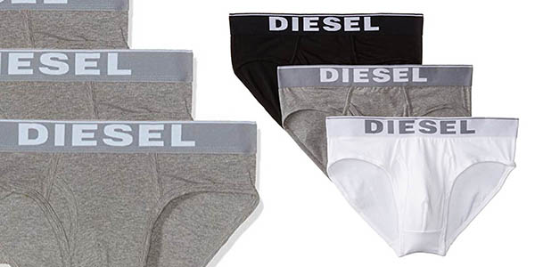 pack calzoncillos Diesel barato