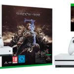 Pack Xbox One S de 1 TB + Sombras de guerra barato