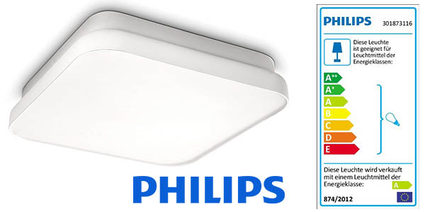plafón Philips Ecomoods Treat barato