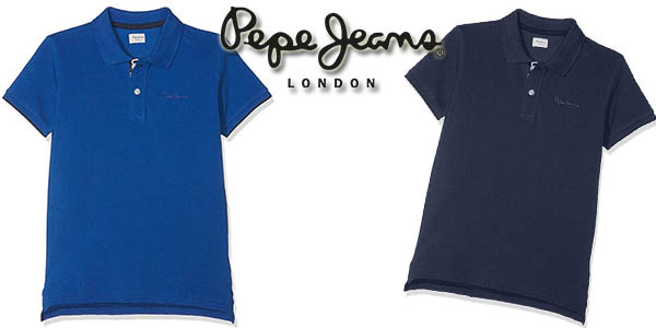 polo infantil Pepe Jeans Thor barato