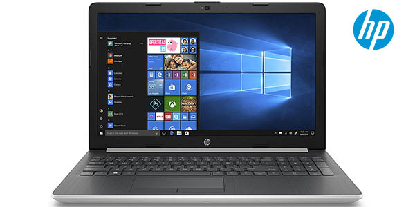 Portátil HP Notebook 15-bs127ns de 15,6''