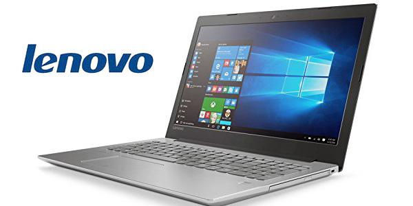 "Portátil Lenovo Ideapad 520-15IKB de 15.6"" FullHD (i5-8250U, 8GB, 1TB, W10) chollazo en Amazon"