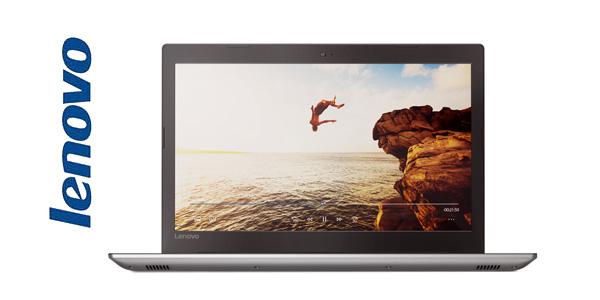 "Portátil Lenovo Ideapad 520-15IKB de 15.6"" FullHD (i5-8250U, 8GB, 1TB, W10) barato en Amazon"