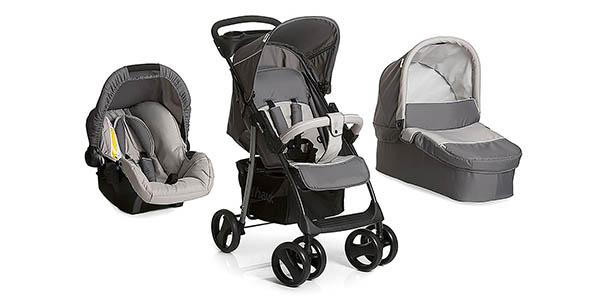 silla de paseo para bebés Hauck Shopper SLX 3 en 1 oferta