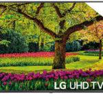 "Smart TV LG 43UK6300PLB UHD 4K HDR de 43"" con webOS y LG ThinQ AI"