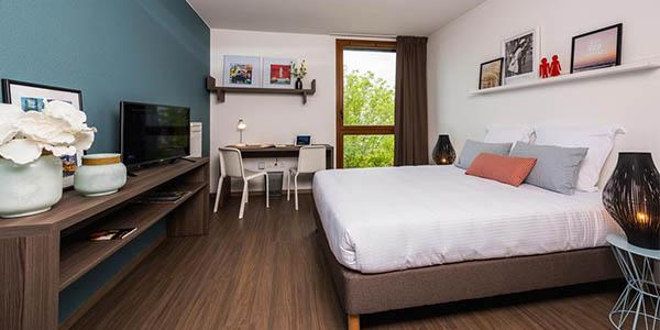 Teneo Apparthotel Bordeaux Maritime alojamiento en Burdeos con genial relación calidad-precio