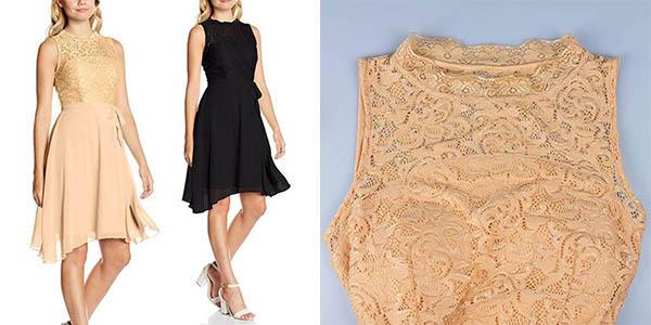 vestido Intimuse con encaje diseño elegante barato