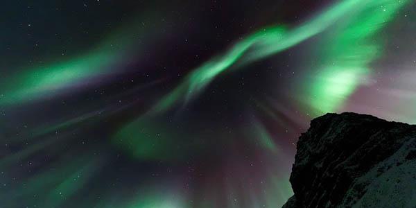 viaje a Islandia en temporada de auroras boreales oferta