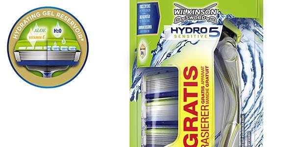 Wilkinson Sword Hydro 5 Sensitive maquinilla de afeitar chollo