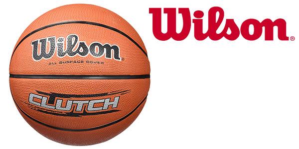 Wilson Clutch balón de básket barato