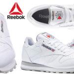 Zapatillas deportivas Reebok Classic Leather para hombre baratas