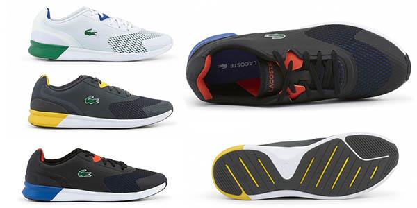 zapatillas Lacoste 734SPM0035 de diseño casual para hombre oferta