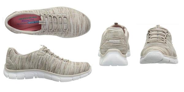 Zapatillas Skechers Empire Game On para mujer a buen precio en Amazon