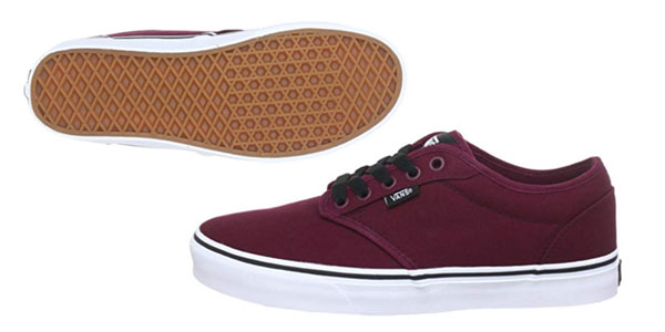 Zapatillas Vans Atwood Canvas baratas en Amazon