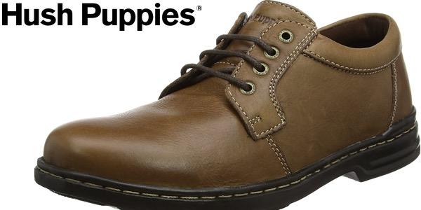 Zapatos Hush Puppies George Hanston de tipo Derby para hombre baratos