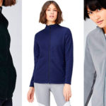 Sudadera de forro polar ActivewearFL1-W03 casual para mujer barata