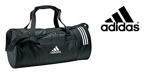 fe83bb7bd39b4 Chollazo Bolsa de deporte Adidas Cvrt 3S por sólo 16