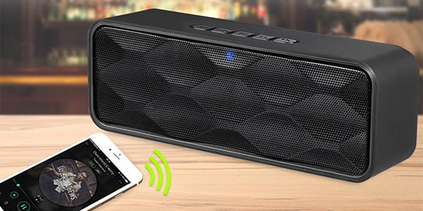 Altavoz bluetooth ZoeeTree S1 barato