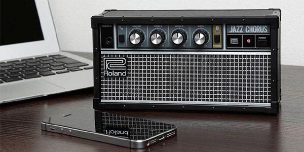 Altavoz Roland JC-01 Bluetooth con manos Libres barato