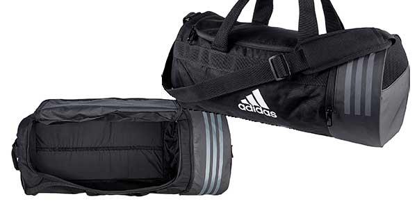 bolsa de deporte con compartimentos Adidas Cvrt 3S oferta