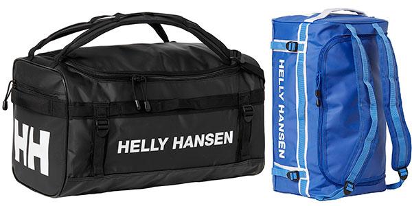 bastante barato venta en el reino unido tienda oficial Chollo Bolsa para viaje o deportes Helly Hansen New Classic Duffel ...